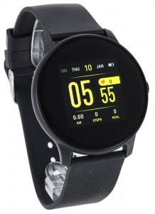 Rubicon SMART WATCH RNCE40 BLACK KW19