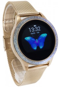 Rubicon SMART WATCH RNBE45RIBX05AX ROSEGOLD KW20