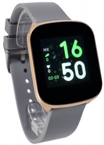 Rubicon SMART WATCH RNCE38RIBX03AX GRAY KW03