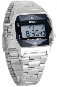 Casio - A158WEAD-1EF DIAMOND